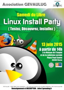 Linux Party Florac